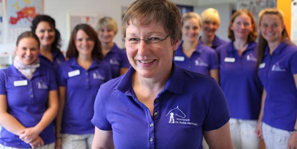 Tierarztpraxis Dr. Karbe-Hachmann Team